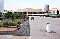 Charles Bronfman Аuditorium at Habima Square (2).jpg