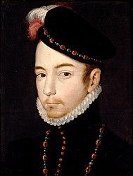François Clouet: Charles IX