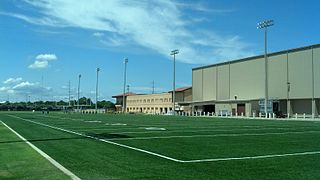 Charles McClendon Practice Facility