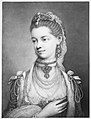 Charlotte Sophia of Mecklenburg-Strelitz, Queen of George III MET MM45330.jpg