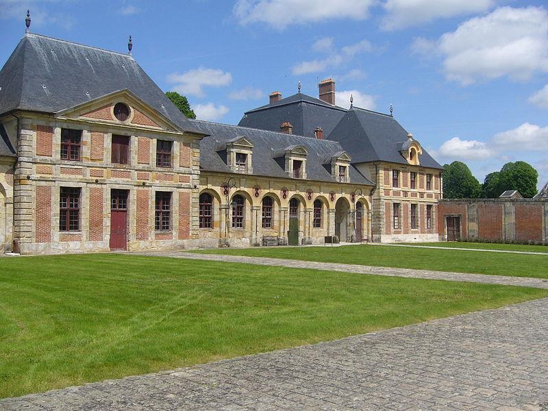 Chateau de Vaux le vicomte 02.JPG