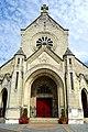 Chauny (02), église Saint-Martin, façade occidentale.jpg