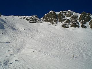 La Chavanette mountain pass