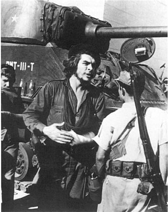 Battle of Santa Clara - Che Guevara, after the battle of Santa Clara, the 1 January 1959