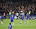 Chelsea v Spurs 2 May 2016, Spurs scored.jpg