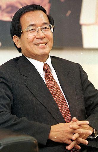 Chen Shui-bian - Official photo of President Chen Shui-bian