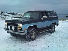 94 chevy blazer 4x4 transmission