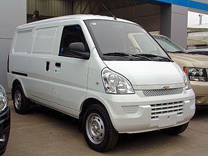 Wuling Hongtu - Chevrolet N300