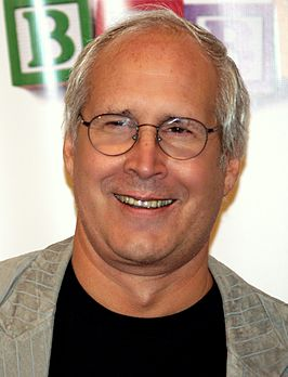 Chevy Chase in 2008