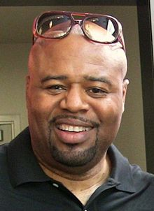 Chi Mcbride - the cool, friendly, fun,  actor  with Afro-American roots in 2019