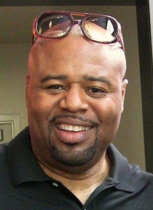 Chi McBride - McBride in April 2009