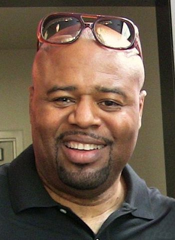 English: Actor Chi McBride. Modificated from o...