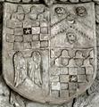 ChichesterEscutcheon 1608 RuxfordBarton Crediton Devon Detail.PNG