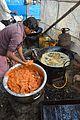 Chicken Deep-frying Technique - Kolkata 2014-01-27 7557.JPG