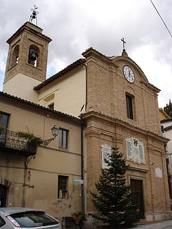 Church of Santa Maria.