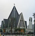 Chiesa di Santa Maria Crocifissa di Rosa esterno Brescia.jpg