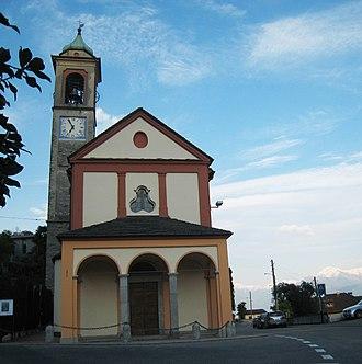 Orselina - Church of Orselina