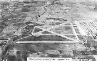 Childress Army Airfield - Childress Army Airfield, Texas, 13 October 1943