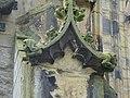 Chimeras at St Mary's Church, Mold - yr Wyddgrug, Wales 27.jpg
