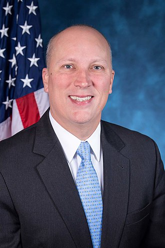 Texas's 21st congressional district - Image: Chip Roy, official portrait, 116th Congress
