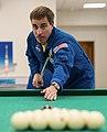 Chris Cassidy playing billiards 2020.jpg
