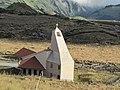 Church - TelefériQo views of mountains and Quito - Ecuador - South America (4869928641).jpg
