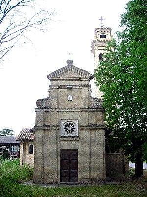 Bastardo (Giano dell'Umbria) - Village church of Saint Barbara