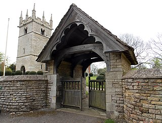 Boothby Pagnell Human settlement in England