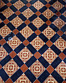 Church of St Mary Hatfield Broad Oak Essex England - chancel floor tiles.jpg