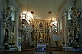 Church of the Birth of St. John the Baptist (interior), Chełm village, Bochnia county, Lesser Poland Voivodeship, Poland.jpeg