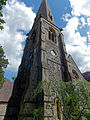 Church of the Holy Innocents, High Beach, Essex, England - tower from northwest.jpg