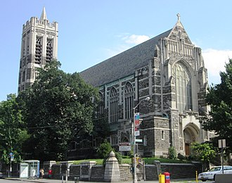 Church of the Intercession (Manhattan) - Image: Church of the Intercession (Manhattan)
