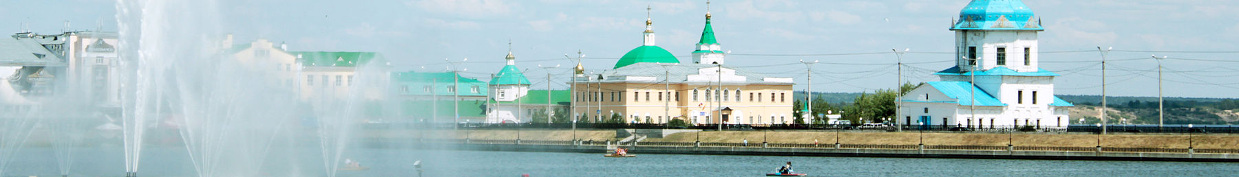 Church of the Dormition in Cheboksary