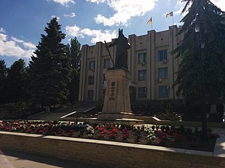 Place in Cimișlia District, Moldova