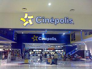 Cinépolis - A Cinépolis theater at Plaza Sendero Ecatepec in Ecatepec de Morelos