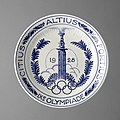 Citius altius fortius - IXe olympiade, NG-2003-82.jpg