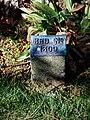 City of London Cemetery Memorial Garden bed marker 1309 a.jpg