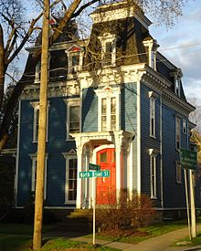 How Much Is A Mile >> Norwich, New York - Wikipedia