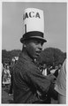 Civil Rights March on Washington, D.C. (A male marcher.) - NARA - 542052.tif