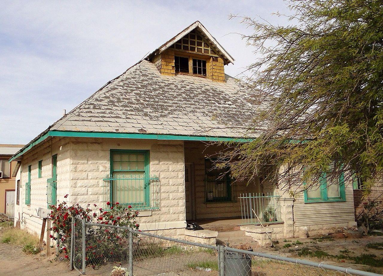 File clara smith riley house yuma wikimedia commons for Clara house