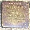Stolperstein für Clara Tuch geb. Levie