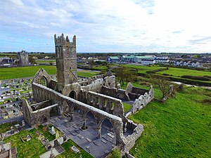 Claregalway Friary -  Claregalway Friary