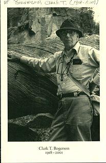 Clark Thomas Rogerson American mycologist