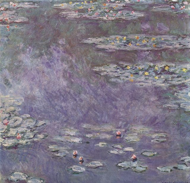 Claude Monet Nymphéas. 1908 Christie′s, 2008