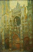 Claude Monet Kathedrale von Rouen@20151002 01.JPG