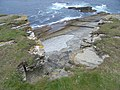 Cliff face at Brough of Birsay - geograph.org.uk - 955062.jpg
