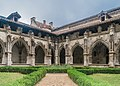 Cloister of the Saint Stephen cathedral of Cahors 17.jpg