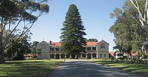 Clontarf Aboriginal College - Image: Clontarf Aboriginal College in Waterford, WA