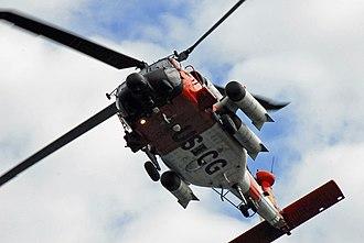 Sikorsky MH-60 Jayhawk - A MH-60J from Air Station Kodiak
