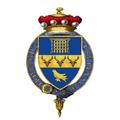 Coat of Arms of John Loder, 2nd Baron Wakehurst, KG, KCMG, GCStJ.png